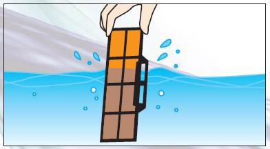 Моющийся дезодорирующий фильтр кондиционера Mitsubishi Heavy